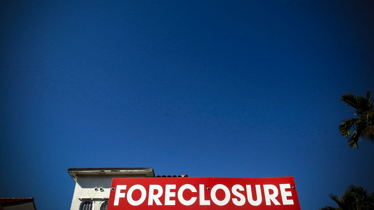 Stop Foreclosure Mountain View CA